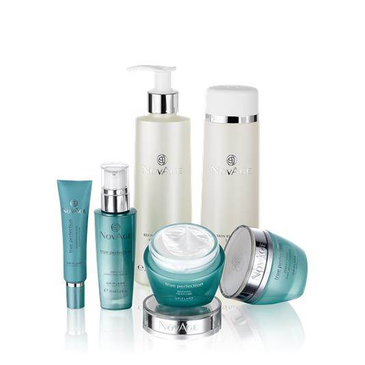 Bellleza Oriflame con True Perfection. Catalogo distribuidora Oriflame
